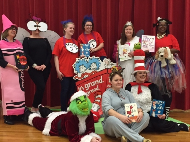 CPS goes Seuss for 'Read Across America'