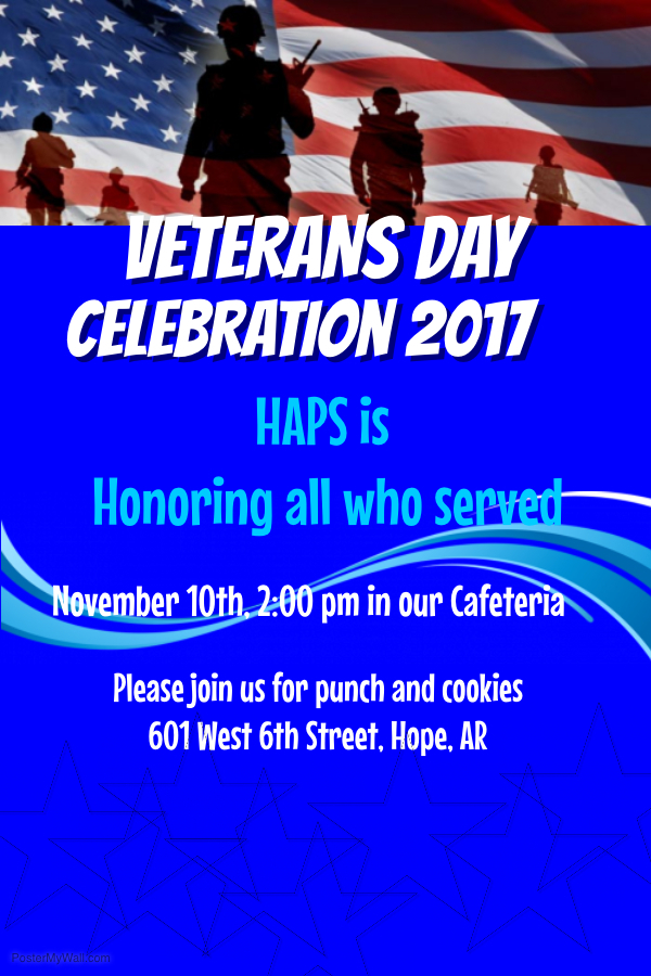 Veterans to be recognized