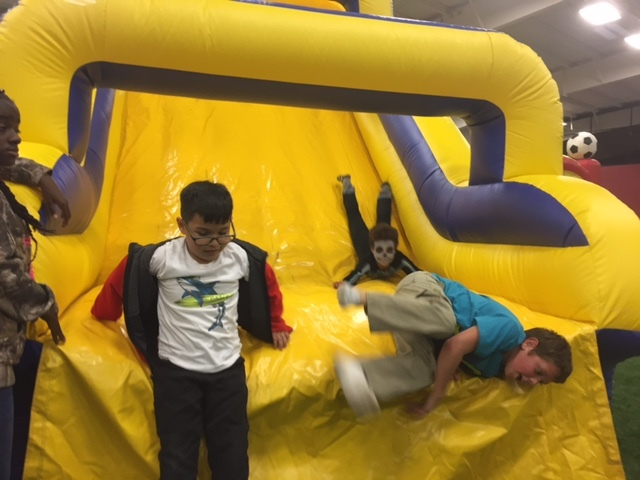 Clubs offer Track and Treat fun