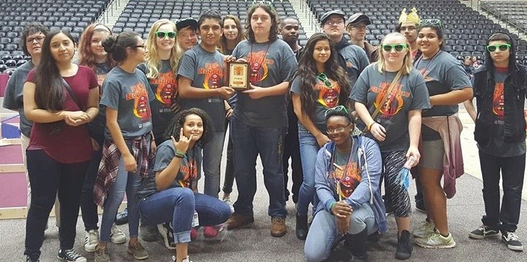 HHS Robotics Fifth in First Outing