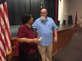 HPSD retirements recognized