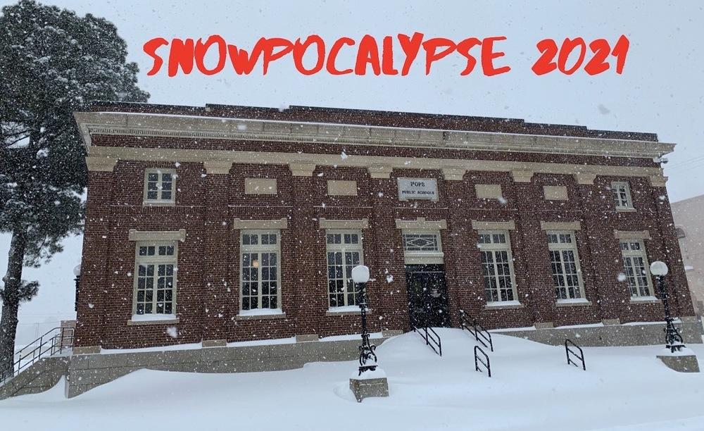 Snowpocalpyse in pictures