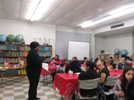 Family program held