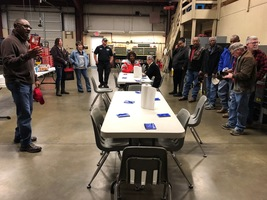 FBT feeds drivers, maintenance crews
