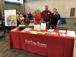 HPS has Kid Health Expo presence