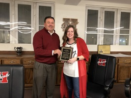 Haynes receives recognition