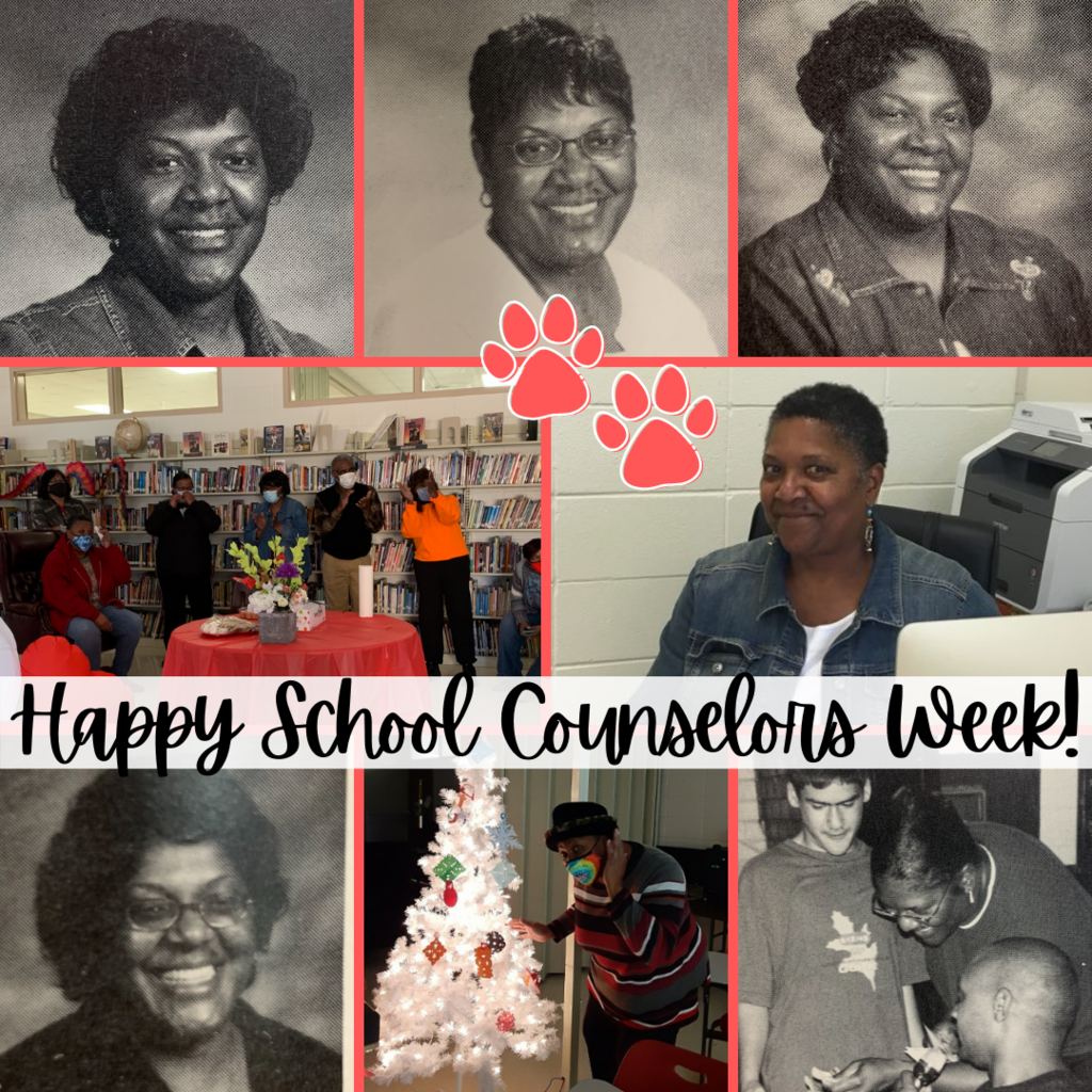 Happy School Counselors Week!